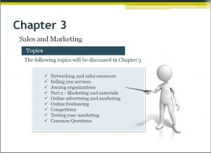 Starting a bookkeeping business Video Chapter 3