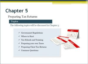 Starting a bookkeeping business Video Chapter 5